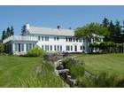 Casa Unifamiliar for  sales at Harbor Farm 110 Weeds Point Road   Deer Isle, Maine 04650 Estados Unidos
