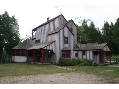 Maison unifamiliale for sales at 9842 Marshalls Point Lake Road  Sister Bay, Wisconsin 54234 États-Unis