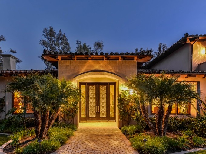 Single Family Home for sales at 15146 Las Planideras   Rancho Santa Fe, California 92067 United States