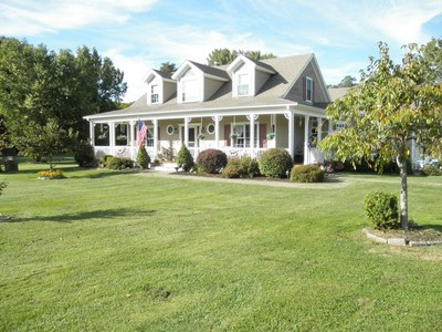 Single Family Home for sales at Fine Quality Cape 9 Botsford Road   Kent, Connecticut 06757 United States