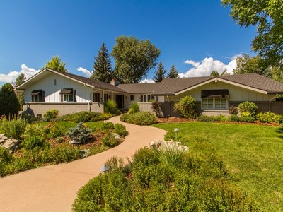 Single Family Home for sales at 4041 Nassau Cir 4041 Nassau Circle West  Cherry Hills Village, Colorado 80113 United States