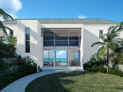 Nhà ở một gia đình for sales at Beach Enclave - Two Storey Villa- LOT 9 Beachfront Blue Mountain, Providenciales TC Quần Đảo Turks Và Caicos