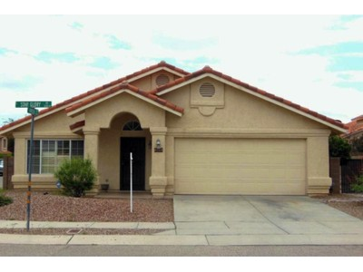 独户住宅 for sales at Great One Story Home In A Popular Neighborhood 8060 E Star Glory Drive  Tucson, 亚利桑那州 85715 美国