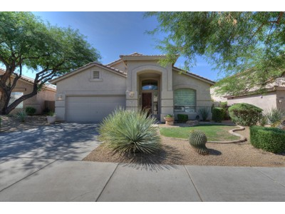Casa para uma família for sales at Beautifully Updated Single-level Home In The Featherwind Community In Grayhawk 7521 E Whistling Wind Way Scottsdale, Arizona 85255 Estados Unidos