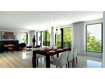 公寓 for sales at Saint-Lambert 323 Av. Victoria, apt. 401  Saint-Lambert, 魁北克省 J4P2H7 加拿大