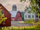 Ferme / Ranch / Plantation for  sales at Windswept Farms 351 North Settlement Road   Ashland, New York 12407 États-Unis