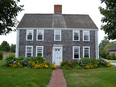 Vivienda unifamiliar for sales at Barnabas Gardner House 153 Main Street Nantucket, Massachusetts 02554 Estados Unidos
