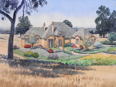 Nhà ở một gia đình for sales at BRAND NEW ULTRA-CUSTOM HOME 1535 Fire Rock Loop  Templeton, California 93465 Hoa Kỳ