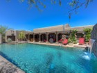 Single Family Home for  sales at Stunning Secluded Carefree Home 8020 E Crisscross Way Carefree, Arizona 85377 United States