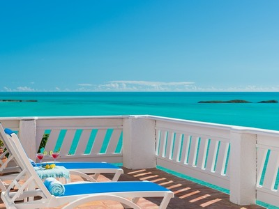 Maison unifamiliale for sales at Best View Villa Oceanfront Turtle Tail, Providenciales TCI Îles Turques Et Caïques