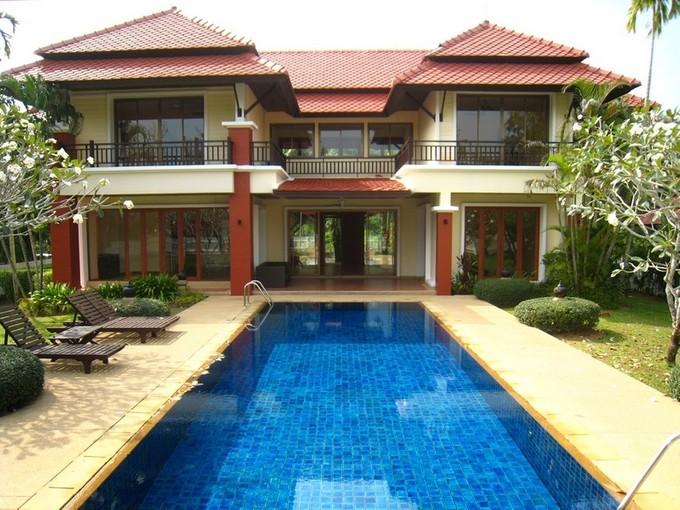 Einfamilienhaus for sales at Superb Golf View Laguna Villa  Laguna, Phuket 83110 Thailand