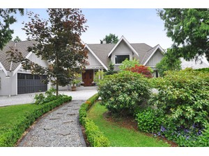 Single Family Home for Sales at Ocean Bluff View Home 981 Pacific Drive  Delta, British Columbia V4M2K2 Canada