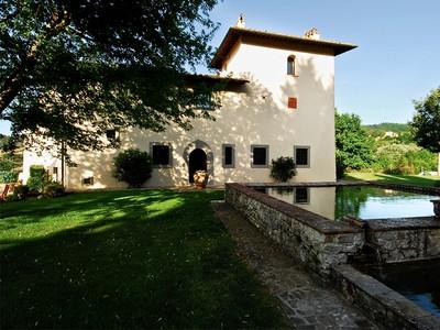 Maison unifamiliale for sales at Exclusive villa close to Florence Via di Villamagna  Bagno A Ripoli, Florence 50012 Italie