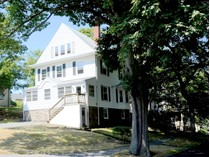 Single Family Home for sales at Sprawling 10 Room Colonial 156 Elmwood Road   Swampscott, Massachusetts 01907 United States