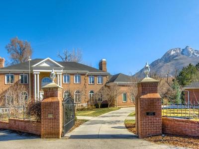 Casa Unifamiliar for sales at Elegant Holladay Estate 2097 Walker Ln Holladay, Utah 84117 Estados Unidos
