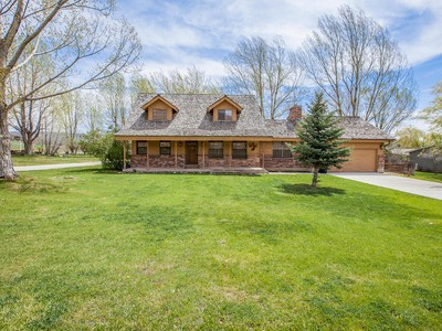Casa Unifamiliar for sales at 2.5 Acre Midway Horse Ranch 1230 Pine Canyon Rd Midway, Utah 84049 Estados Unidos