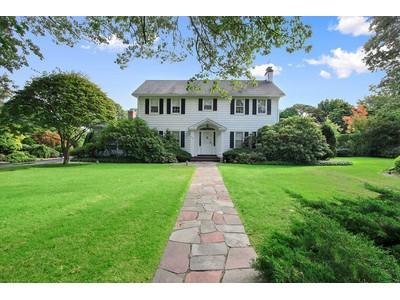 Single Family Home for sales at Elegance of Yesteryear 22 Aspatuck Road  Westhampton Beach, New York 11978 United States