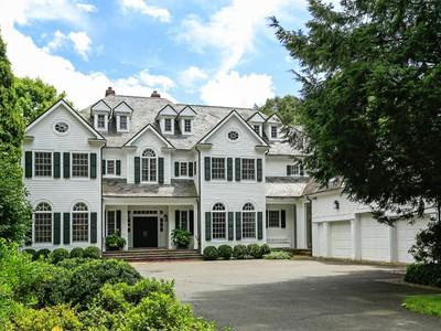 一戸建て for sales at David's Hill 102 Davids Hill Road Bedford Hills, ニューヨーク 10507 アメリカ合衆国