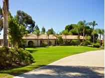 Casa Unifamiliar for sales at 7937 Artesian Road    San Diego, California 92127 Estados Unidos