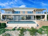 Casa para uma família for sales at Beach Enclave - Two Storey Villa- LOT 3 Beachfront Blue Mountain, Providenciales TC Turks E Caicos
