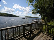 Частный односемейный дом for sales at Lake Sunapee's Eastern Shore 41 Pinecliff   Newbury, Нью-Гэмпшир 03255 Соединенные Штаты