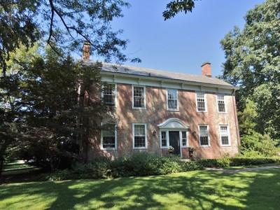 独户住宅 for sales at Historic Distinction 1091 Route 9J Stuyvesant, 纽约州 12173 美国