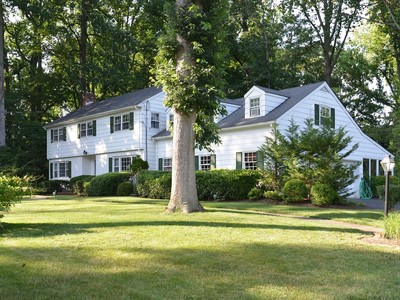 Single Family Home for sales at Classic Rumson Colonial 1 Brookside Dr Rumson, New Jersey 07760 United States