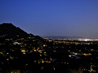 Land for sales at Fantastic Elevated Lot With Endless Mountain & City Light Views 4323 E Upper Ridge Way #160 Paradise Valley, Arizona 85253 United States
