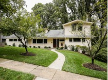 Einfamilienhaus for sales at Woodland Acres 5145 38th Street N   Arlington, Virginia 22207 Vereinigte Staaten