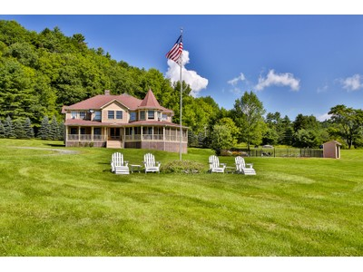 Moradia for sales at Lake Morey 3048 Lake Morey Road Fairlee, Vermont 05045 Estados Unidos