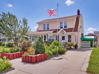 Single Family Home for sales at 619 2nd Avenue  Bradley Beach, New Jersey 07720 United States