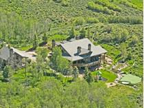 단독 가정 주택 for sales at Magnificent Equestrian Estate with Spectacular Ski Resort Views 497 Goshawk Ridge Rd   Park City, 유타 84098 미국
