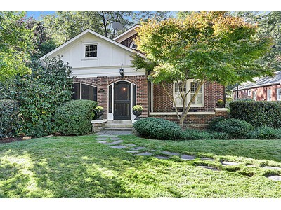 Single Family Home for sales at Morningside Brick Bungalow 1294 N Morningside Drive NE Atlanta, Georgia 30306 United States