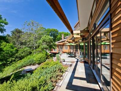 Vivienda unifamiliar for sales at Designed by Alan Dodge 54 Old Kings Hwy Truro, Massachusetts 02666 Estados Unidos