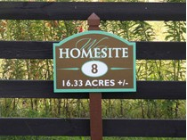 Land for sales at Gated Estate Homesite 170 Woodhaven Lane   Ball Ground, Georgia 30107 Vereinigte Staaten
