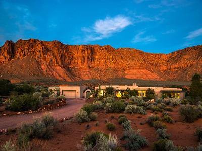 Nhà ở một gia đình for sales at Nature's Heaven 836 Evening Star Dr  Ivins, Utah 84738 Hoa Kỳ