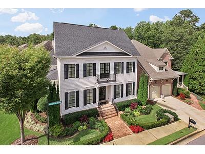 Single Family Home for sales at Luxury Living in the Heart of Alpharetta 5025 Mill Creek Avenue Alpharetta, Georgia 30022 United States