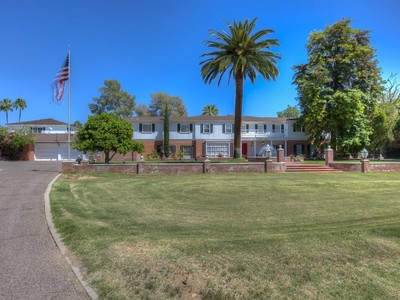 Villa for sales at Spectacular Sprawling Biltmore Corridor Estate Property 2320 E Marshall Ave Phoenix, Arizona 85016 Stati Uniti