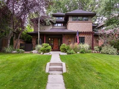 Maison unifamiliale for sales at 1231 South Fillmore Street  Denver, Colorado 80210 États-Unis