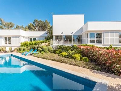 Single Family Home for sales at Contemporary Villa with sea views in Santa Ponsa  Santa Ponsa, Mallorca 07008 Spain