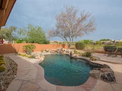 Villa for sales at Casual Elegance, Serenity And Prime Golf Course Lot In Ancala Country Club 11819 E Larkspur Drive Scottsdale, Arizona 85259 Stati Uniti
