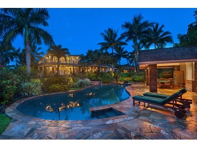 Casa Unifamiliar for sales at Secret Beach Retreat 2752D Kauapea Road Unit B Kilauea, Hawaii 96754 Estados Unidos