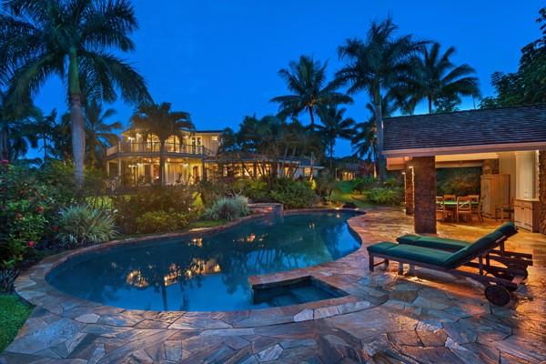 Single Family Home for sales at Secret Beach Retreat 2752D Kauapea Road Unit B Kilauea, Hawaii 96754 United States