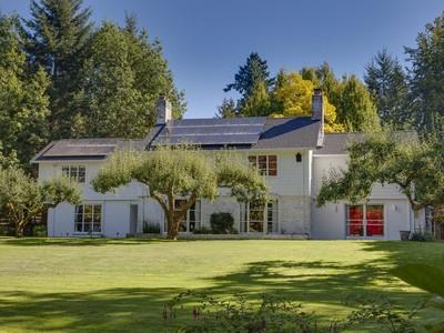 Частный односемейный дом for sales at Broadview 13535 Northshire Rd NW  Seattle, Вашингтон 98177 Соединенные Штаты