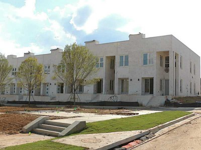 Townhouse for sales at Urban Sophisticated Townhome 884 Third Street Alpharetta, Georgia 30009 United States