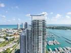 Condomínio for  sales at Merano Grande at Portofino 400 Alton Rd #1010   Miami, Florida 33139 Estados Unidos