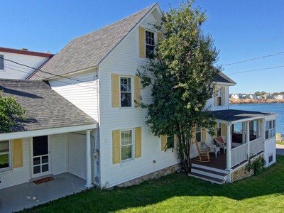 Single Family Home for sales at Seaside Cottage 31 Ocean Avenue Extension York, Maine 03909 United States