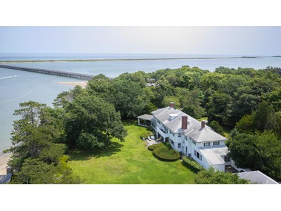 独户住宅 for sales at Chapman/Frazer House 326 Powder Point Duxbury, 马萨诸塞州 02332 美国