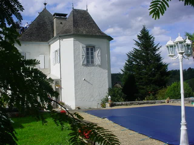 Single Family Home for sales at CHATEAU FEAS Oloron Sainte Marie, Pyrenees Atlantiques 64400 France