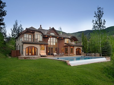 Single Family Home for sales at Starwood Estate 298 Johnson Drive Aspen, Colorado 81611 United States